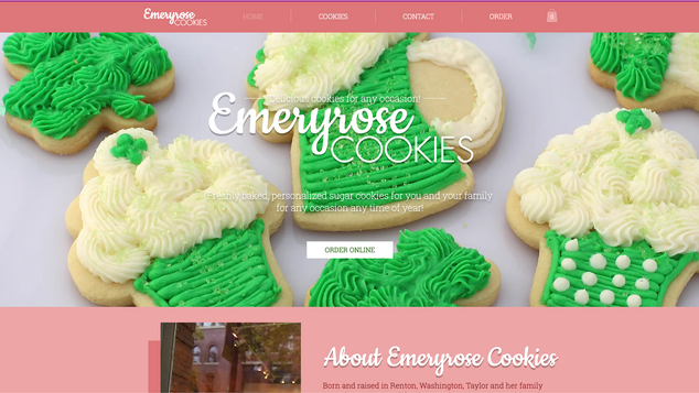 Emeryrose Cookies