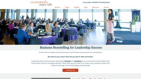 Leadership Story Labs