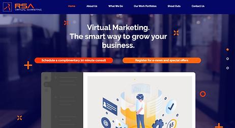 RSA Virtual Marketing