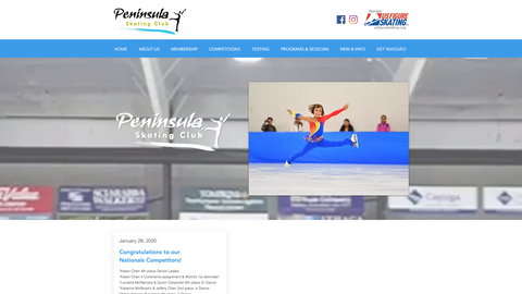 Peninsula Skating