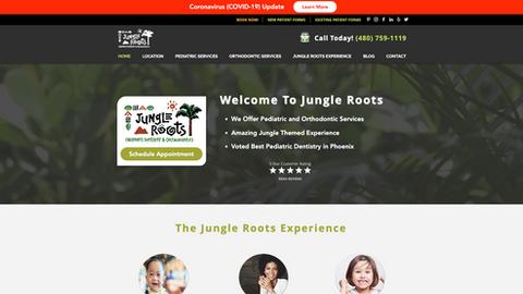 Jungle Roots Dentist
