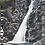 Thumbnail: Framed Postcard: Glen Ellis Falls, NH