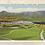 Thumbnail: Framed Postcard of Mount Washington Hotel, NH