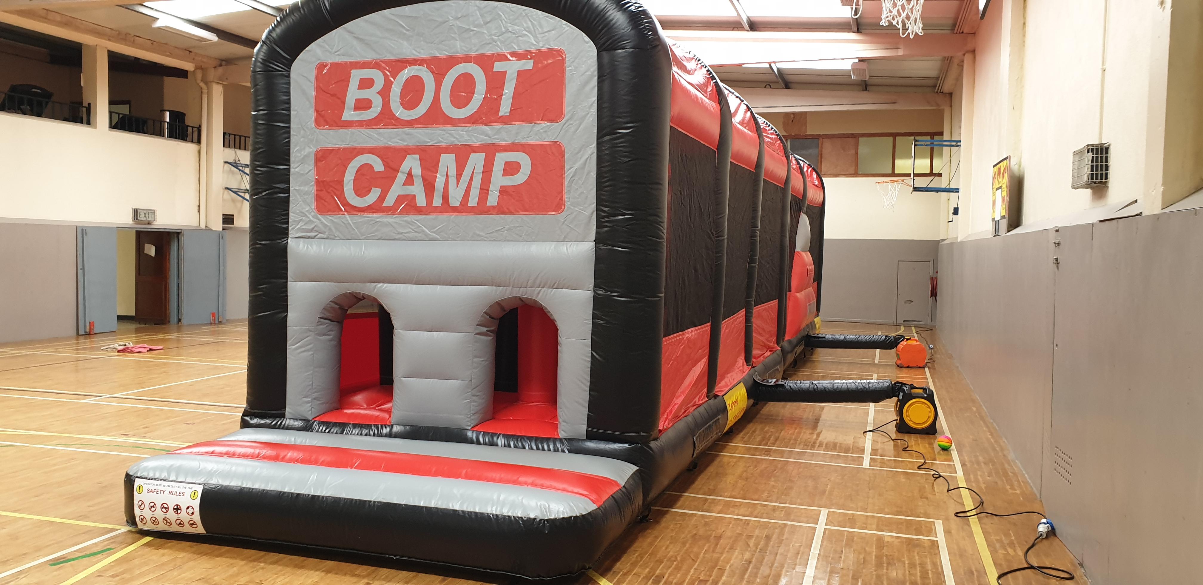 Boot Camp Sligo Bouncy Castles