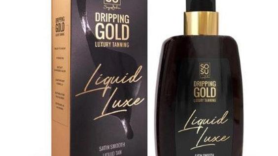 SoSu Dripping Gold Liquid Luxe Tan Ultra Dark