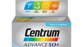 Centrum Advance 50+ 30Tablets Multivitamin
