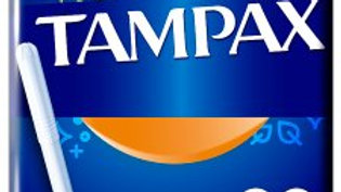 Tampax Super Plus Tampons Applicator 20 Pack