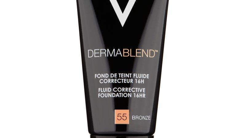 Vichy Demablend Fluid Corrective Foundation 16HR 30ml 55 Bronze