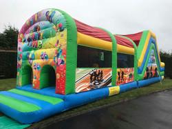Sligo Bouncy Castles Party Course (1)