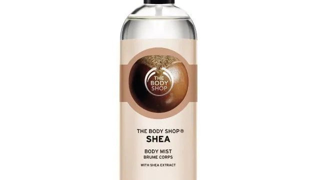 The Body Shop Shea Butter Body Mist
