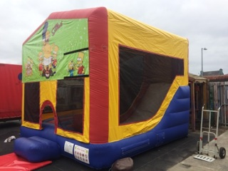 Modular Bouncy Castle Hire Donegal (4)