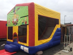 Modular Bouncy Castle Hire Donegal (4)