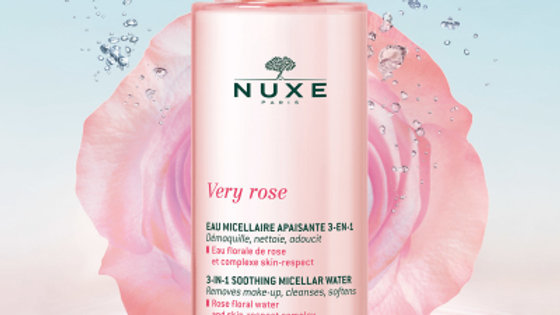 NUXE 3-in-1 Soothing Micellar Water 400ml