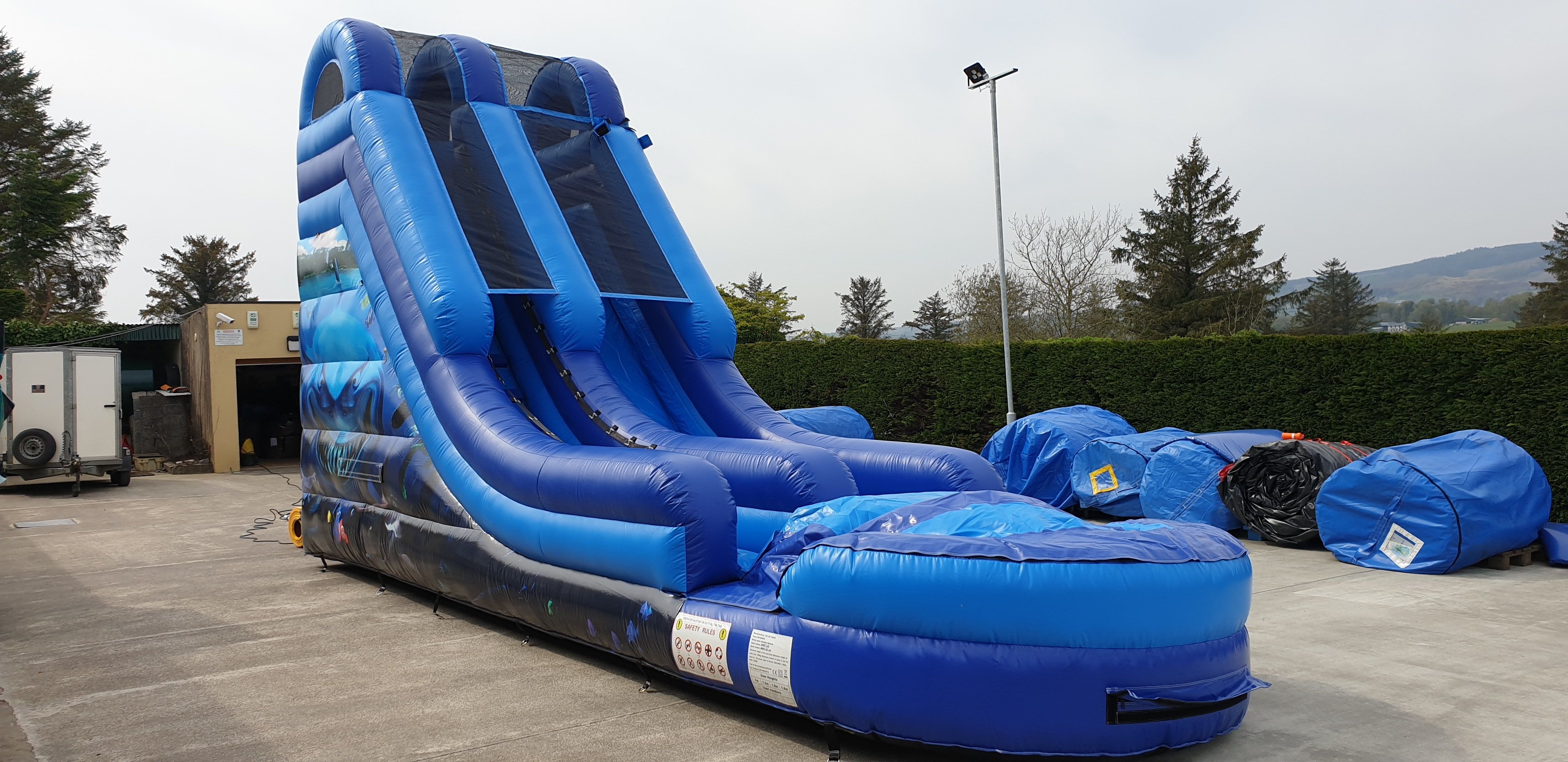 Sligo Bouncy Castles Water Slide.jpg