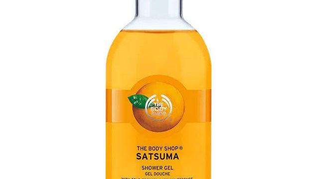 The Body Shop Satsuma Shower Gel 250ml
