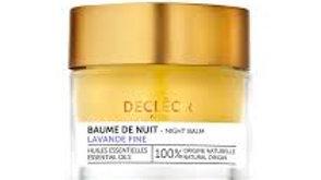 Decleor Night Cream Lavender Fine  Blam 15ml