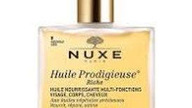 Nuxe Huile Prodigieuse or Multipurpose Nourishing Oil 100ml