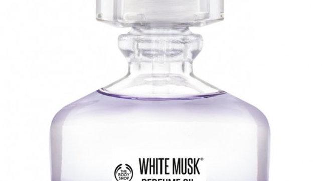 The Body Shop White Musk Perfume Oil EDP 20ml
