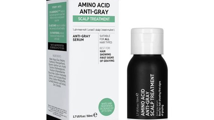 The INKEY list Amino Acid Anti Gray Scalp Treatment