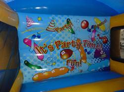 Box Jump Slide Sligo Bouncy Castles