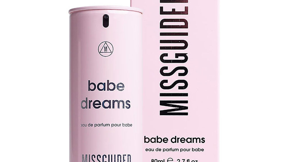 Babe Dreams Missguided Eau De Parfum Spray 80ml
