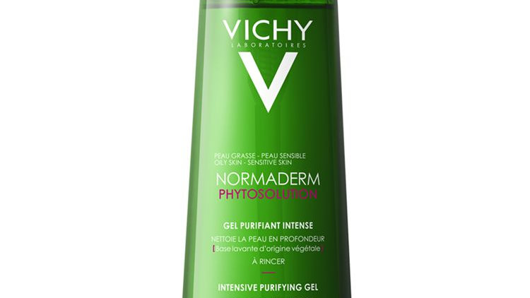 Vichy Normaderm Phytosolution Intense Purifying Gel 200ml