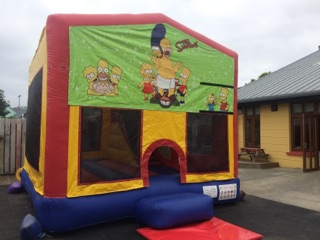 Modular Bouncy Castle Hire Donegal (2)