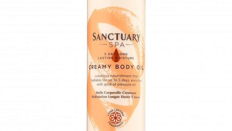 Sanctuary Spa Creamy Body Oil