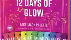 12 Days of Glow Face Mask Palette