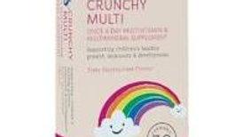 Aya Kids Crunchy Multivitamin 30 Tablets