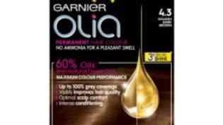 Garnier Olia 4.3 Dark Golden Brown Prmt Hair Dye