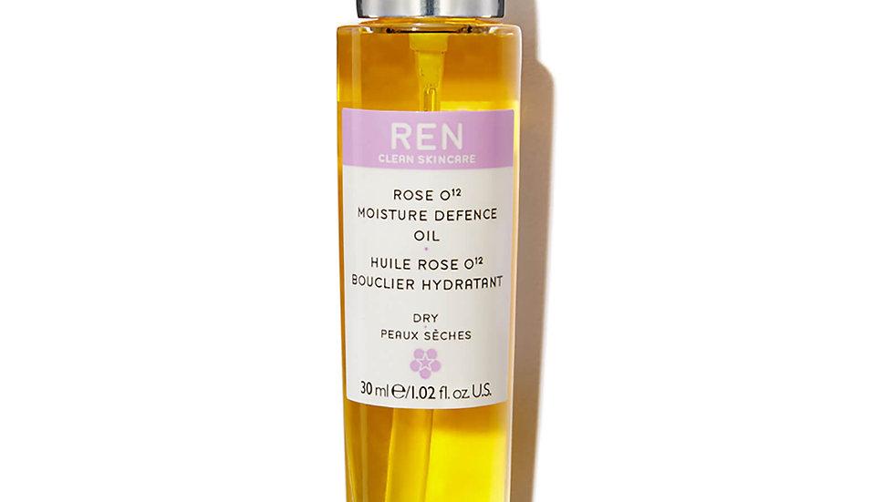 REN Rose O12 Moisture Defence Oil Serum