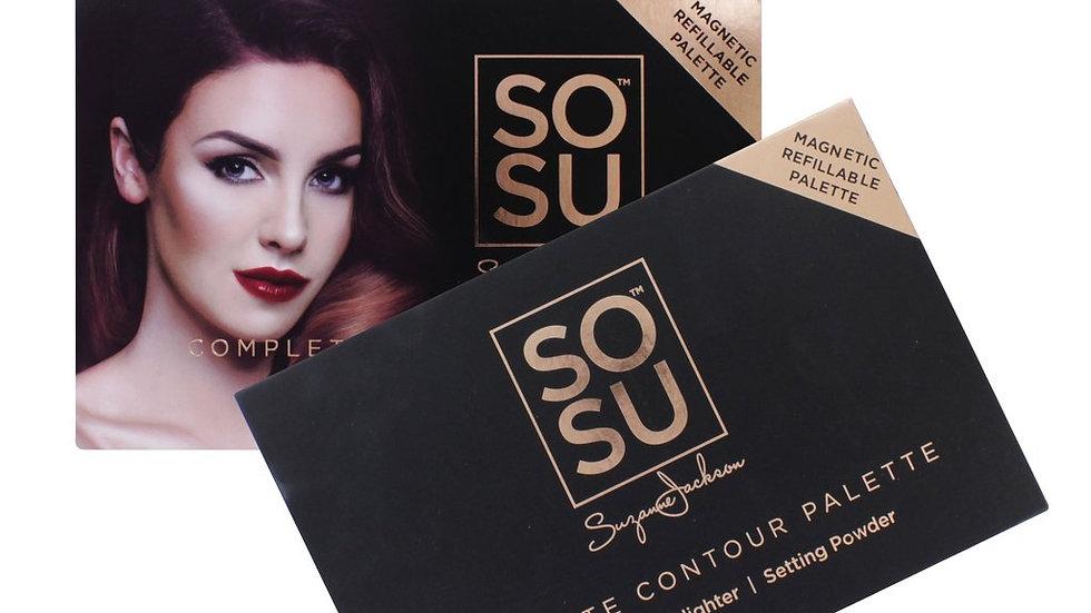 SoSu Complete Contour Palette