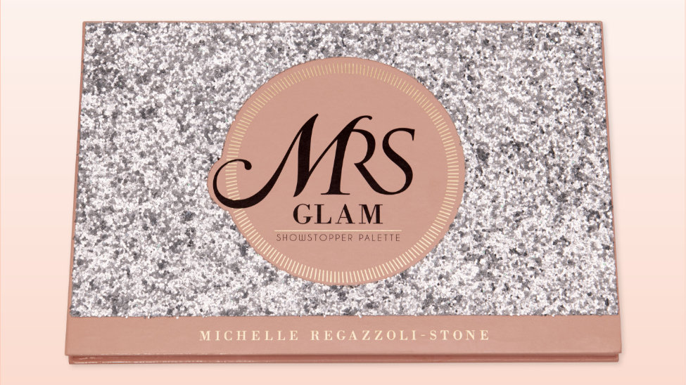 "BPerfect & Mrs Glam ""Mrs Glam Showstopper"" Palette"