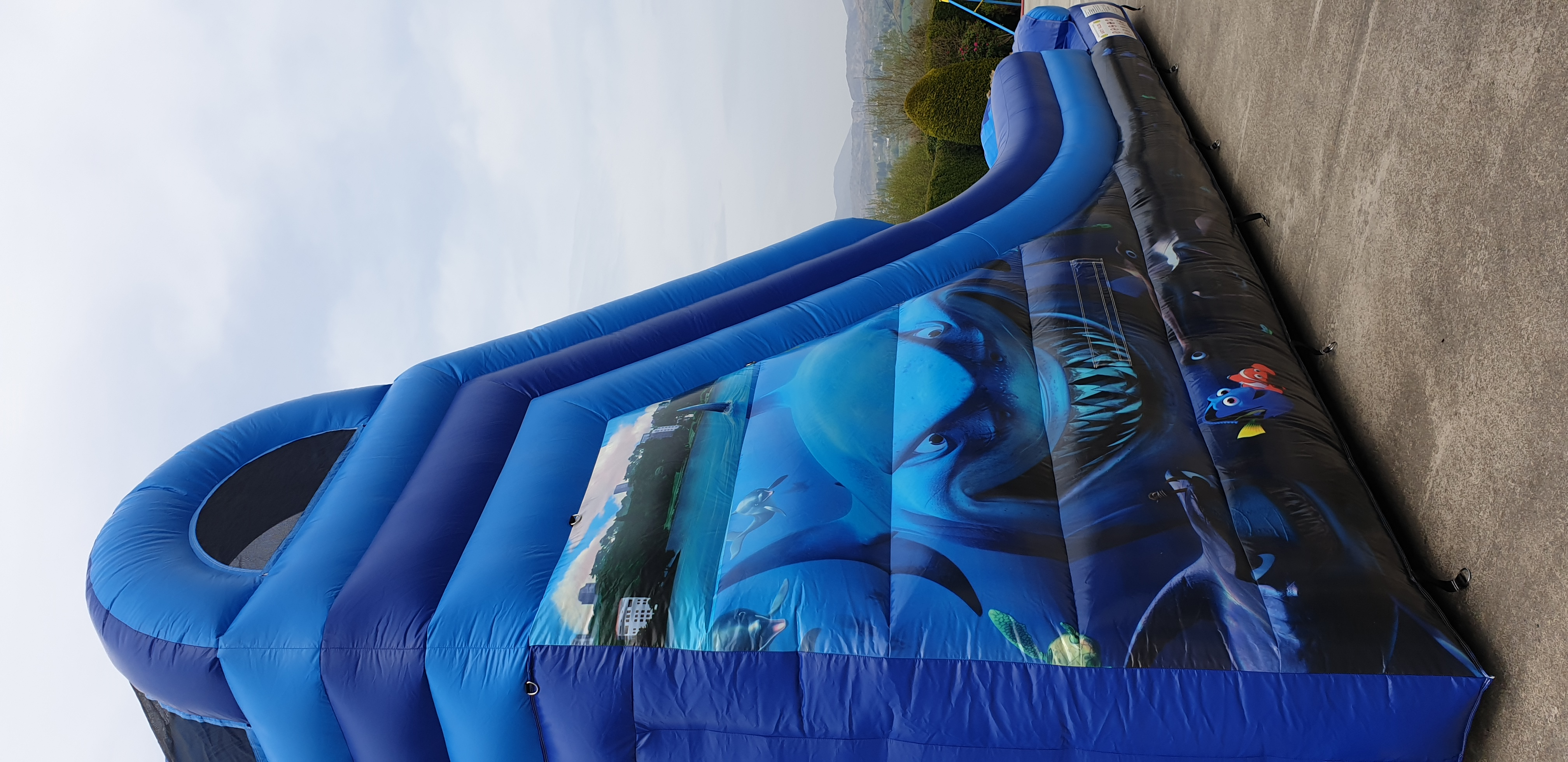 Sligo Bouncy Castles Water Slide