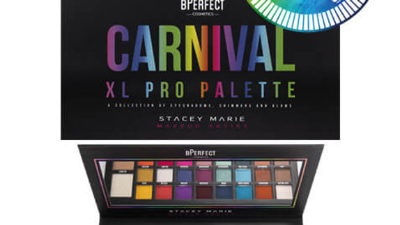 BPerfect Stacey Marie X Carnival XL Pro Palette