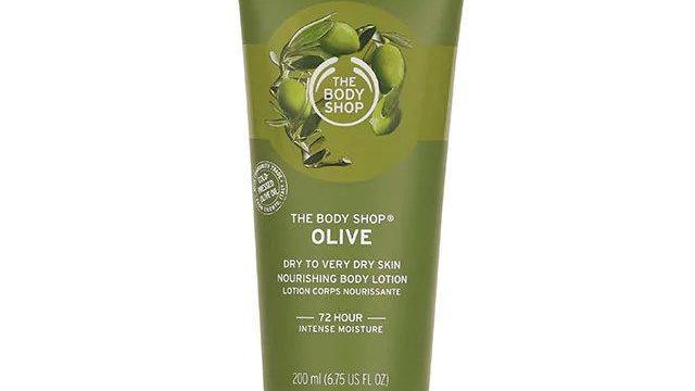 The Body Shop Olive Nourishing Body Lotion