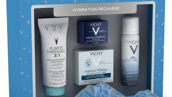 Vichy Hydration Recharge Gift Set