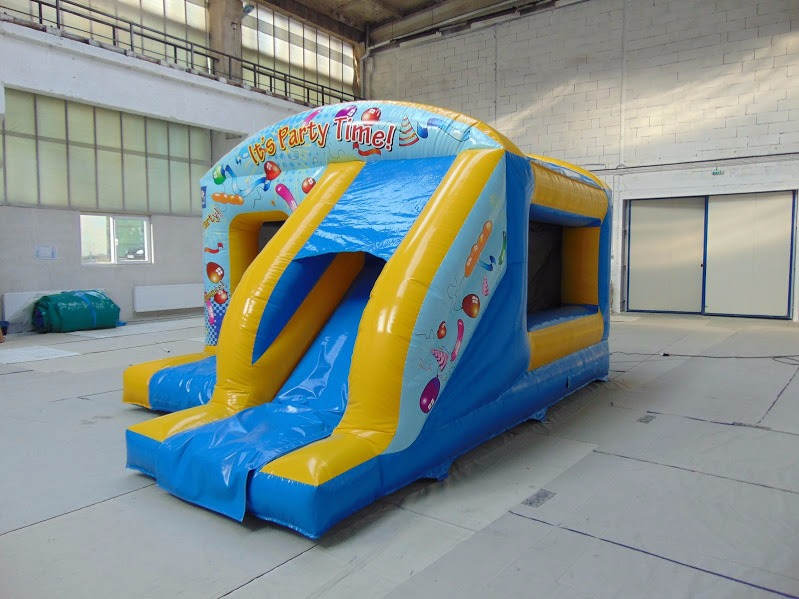 Box Jump Slide Sligo Bouncy Castles