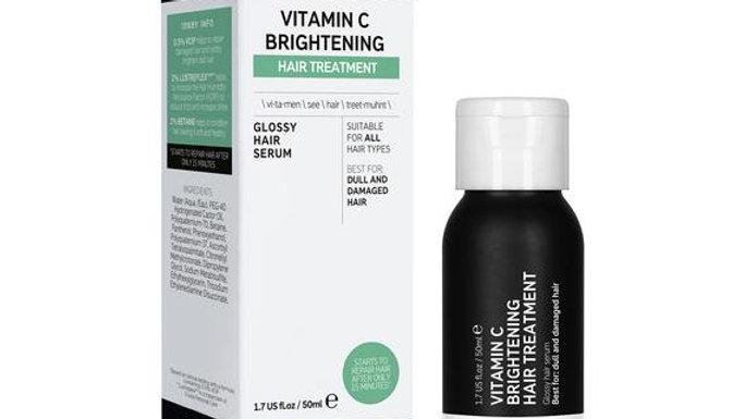 The INKEY list Vitamin C Brightening Hair Treatment