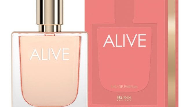 BOSS Alive Eau de Parfum For Her (FREE Bag) 30/50ml