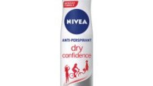 Nivea Deodorant Dry Confidence 250Ml