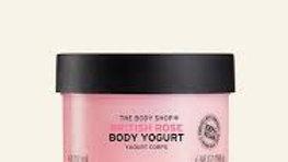 The Body Shop British Rose Body Yoghurt