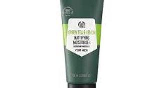 The Body Shop Green Tea & Lemon Mattifying Moisturiser for Men