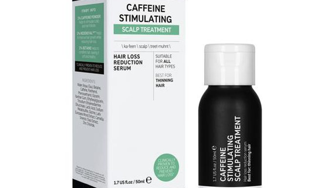 The INKEY list Caffeine Stimulating Scalp Treatment