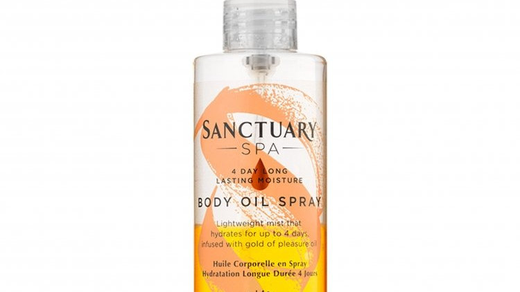 Sanctuary Spa Body Oil Spray