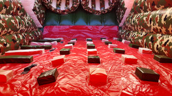 Ultimate Wipe Out Course Sligo Bouncy Castle Hire