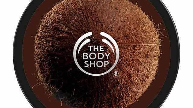 The Body Shop Coconut Oil Body Butter