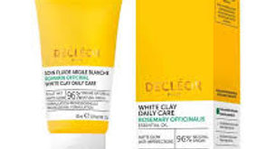 Decleor Soin Fluide Argile Blanche Romarin Officinal White Clay Daily Care 50ml
