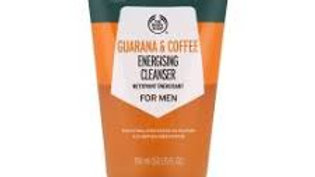 The Body Shop Guarana & Coffee Energising Cleanser for Men